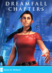 Игра Dreamfall Chapters: The Longest Journey