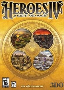 Игра Heroes of Might and Magic IV