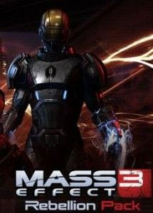 Игра Mass Effect 3: Rebellion Pack