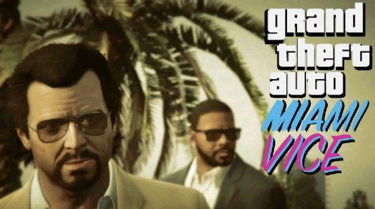 GTA5: Vice City