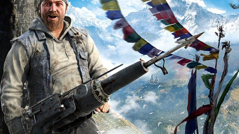 DLC The Hurk Deluxe Pack для Far Cry 4